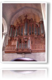 Orgue de la Basilique Saint-Nazaire et Saint-Celse